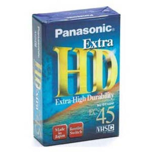 Купить Видеокассета Panasonic EC-45 HF