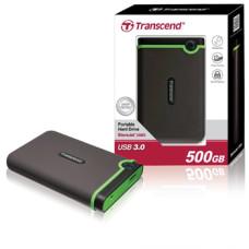 Внешний накопитель Transcend USB3.0 SJ25 500GB M3