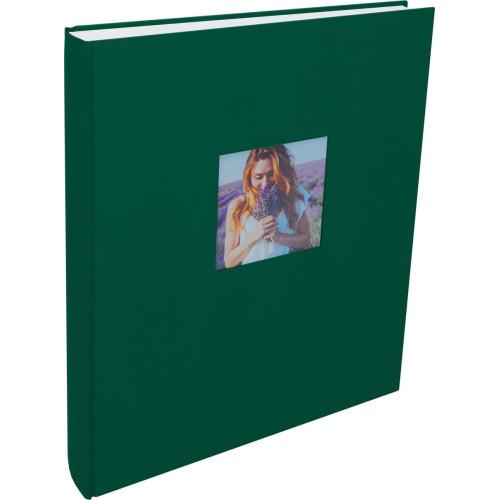 Купить Фотоальбом HENZO 290*330 Mika Jungle groen 100 white pages 11.320.01