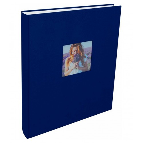 Купить Фотоальбом HENZO 290*330 Mika Blauw 100 white pages 11.320.07