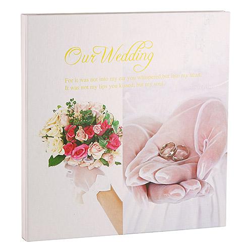 Купить Альбом CHAKO 20 Sheet  9840 LOVE(20 магн. листів) Roses