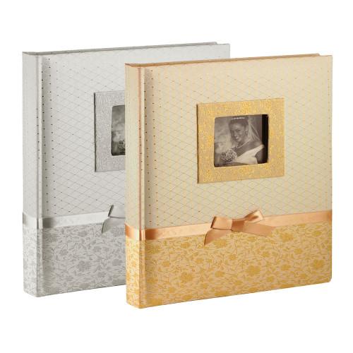 Купить Альбом CHAKO 32*34 KC-50XL/BG SILVIA K1175 100 burgundy pages BOX