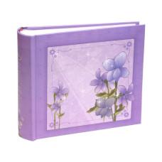 Альбом CHAKO 10*15/100 C-46100RCG FLOWER violet