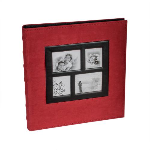 Купить Фотоальбом Chako 10x15x400 Gallery Red