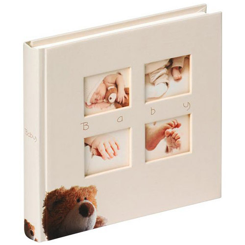 Купить Альбом Walther 28*30,5 Babyalbum Classic Bear  UK-273 60 pages