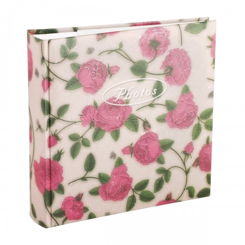 Купить Альбом CHAKO 10*15/200 C-46200RCG Tea-rose in Box White