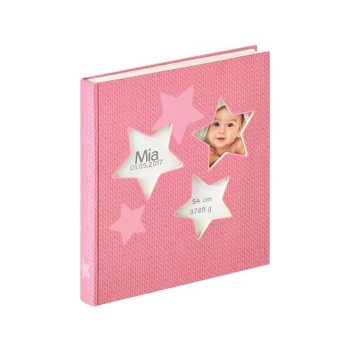 Купить Альбом Walther 28*30,5 Estrella 50 pages UK-133-R pink