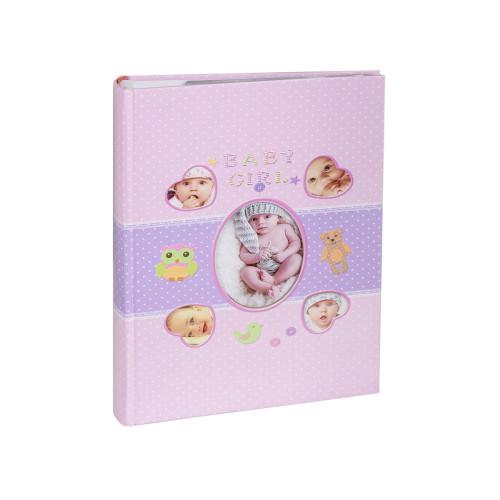 Купить Альбом CHAKO 10*15/300 C-46300RC Babylove (pink)