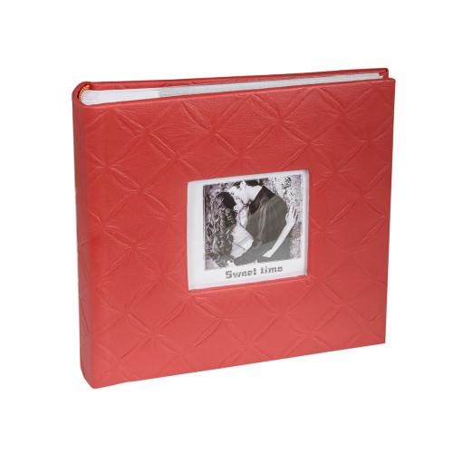 Купить Альбом CHAKO 10*15/200 PC-46200RCK  Rhombus Red