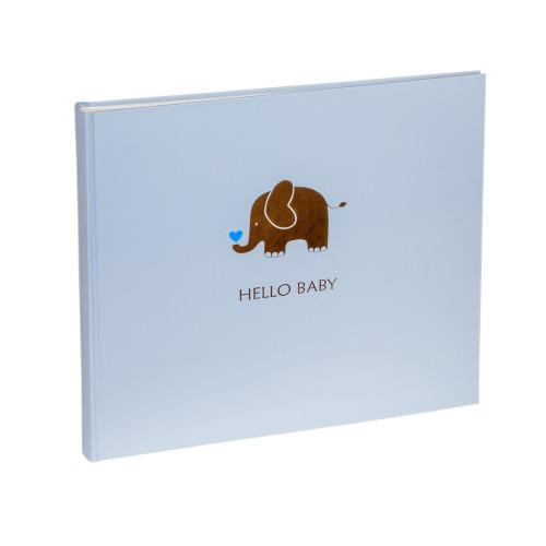 Купить Альбом Walther 25*28 Baby album animal, blue UK-148-L
