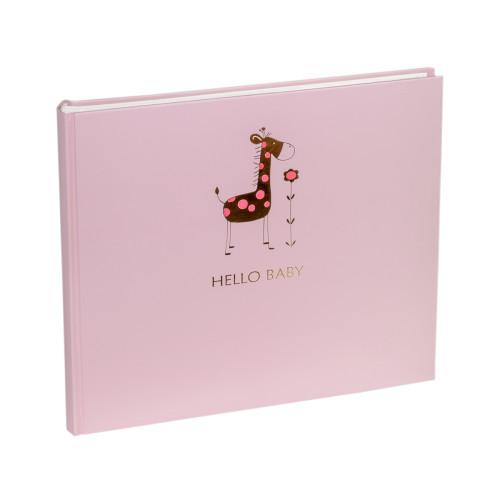 Купить Альбом Walther 25*28 Baby album animal, pink UK-148-R