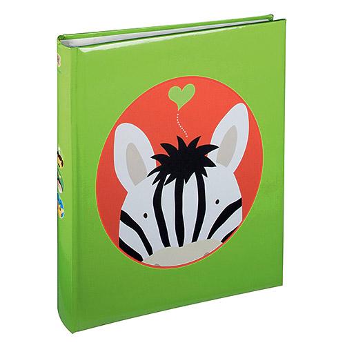 Купить Альбом HENZO 290*330 JUNGLE 100 white pages 10.130.01 (зебра)