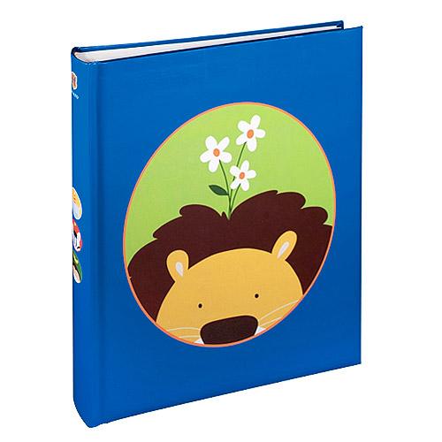 Купить Альбом HENZO 290*330 JUNGLE 100 white pages 10.130.07 (лев)