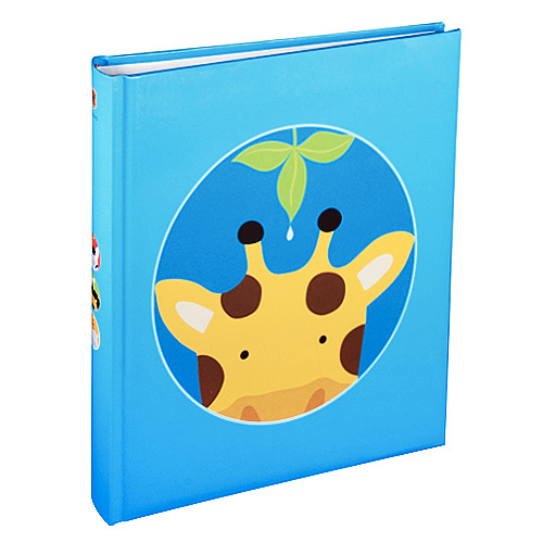 Купить Альбом HENZO 290*330 JUNGLE 100 white pages 10.130.07L (жирафа)