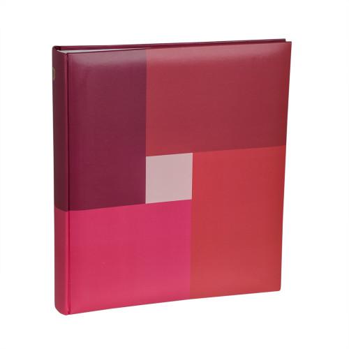 Купить Альбом HENZO 290*330 NEXUS 100 white pages 10.028.03 Red