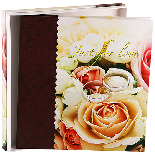 Купить Альбом CHAKO 20 Sheet  9840 LOVE(20 магн. листів) Rings