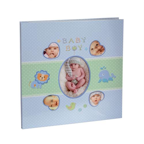 Купить Альбом CHAKO 20 Sheet  9840 Babylove (20 магн. листів) Blue