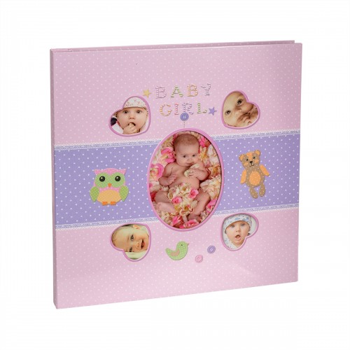 Купить Альбом CHAKO 20 Sheet  9840 Babylove (20 магн. листів) Pink