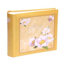 Альбом CHAKO 10*15/100 C-46100RCG FLOWER yellow