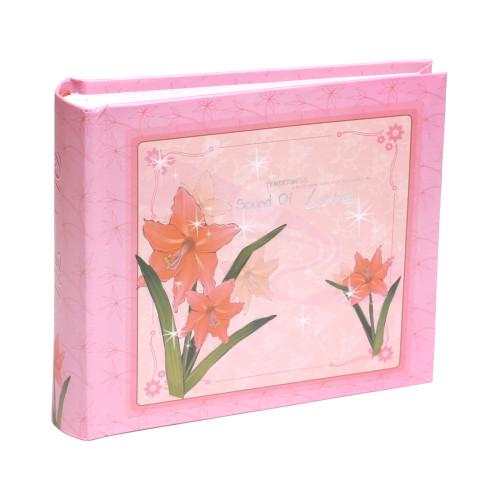 Купить Альбом CHAKO 10*15/100 C-46100RCG FLOWER rose