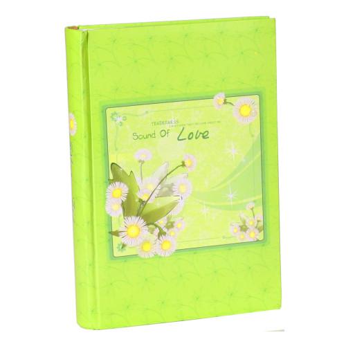 Купить Альбом CHAKO 10*15/300 C46300RCG3-300  FLOWER green