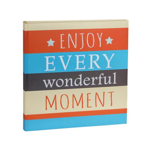 Купить Альбом Walther 30*30 Moments, design Enjoy FA-336-E 100 pages*