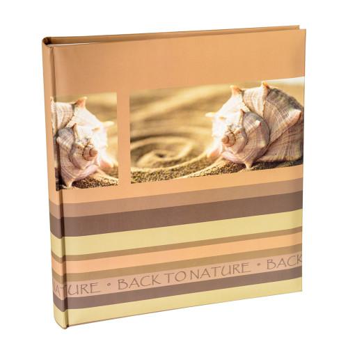 Купить Альбом HENZO 290*330 BACK TO NATURE 100 white pages 10.628.00 Сappuccino
