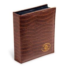 Альбом CHAKO 10*15/100 PU9822-30V-100 CROCO brown