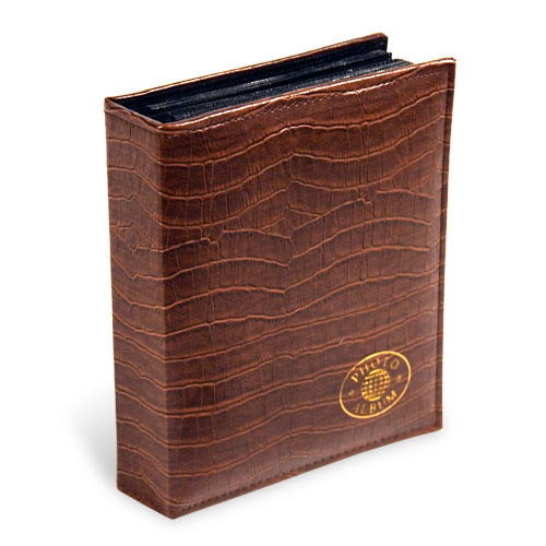 Купить Альбом CHAKO 10*15/100 PU9822-30V-100 CROCO brown