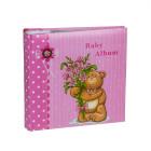 Альбом CHAKO 10*15/200 C-46200RCLG Teddy pink