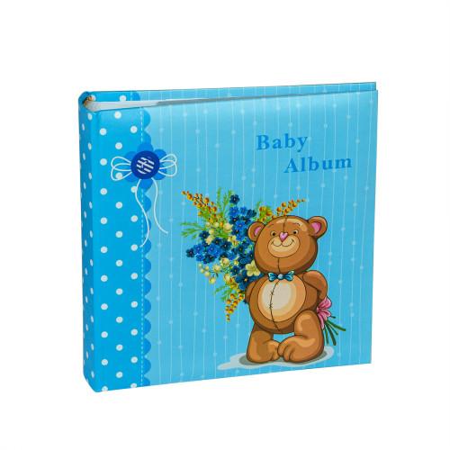 Купить Альбом CHAKO 10*15/200 C-46200RCLG Teddy blue