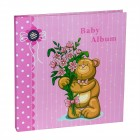 Альбом CHAKO 20 Sheet  9840 Teddy Pink (20 магн. листів)