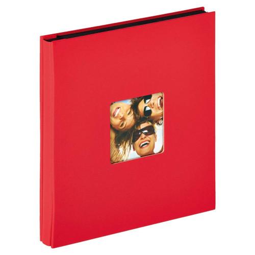 Купить Альбом Walther 10*15/400 Fun EA-110-R red