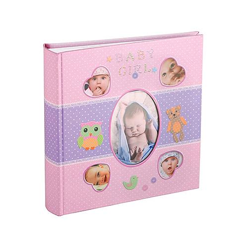 Купить Альбом CHAKO 10*15/200 C-46200RCLG Babylove Pink