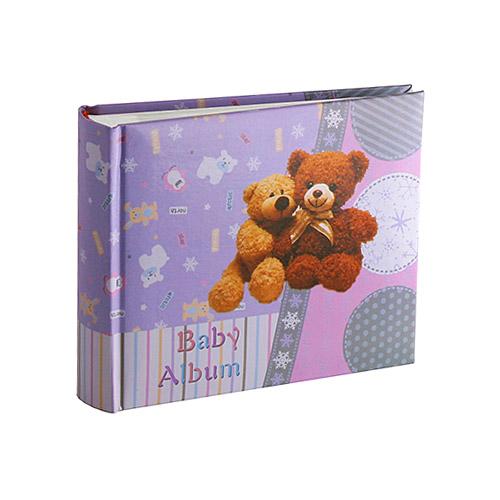 Купить Альбом CHAKO 10*15/100 C-46100RC BEAR NEW Violet