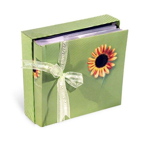 Купить Альбом CHAKO 10*15/200 C-46200RCG FINE Green