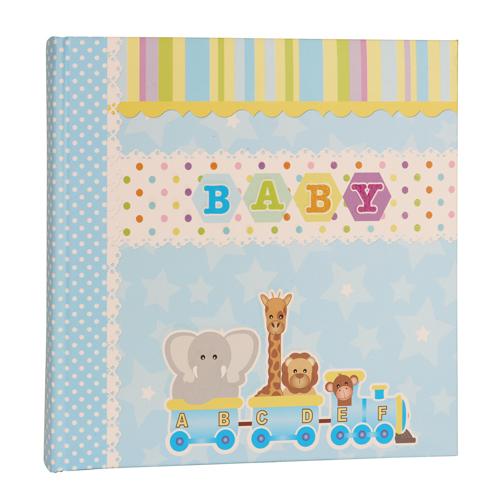 Купить Альбом CHAKO 10*15/200 C-46200RCLG BEAUTIFUL Baby Zoo Blue