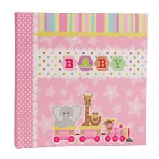 Фотоальбом Chako 10x15x200 C-46200RCLG BEAUTIFUL Baby Zoo Pink