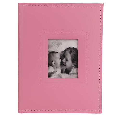 Купить Фотоальбом Chako 10x15x200 Cute Baby Frame Pink