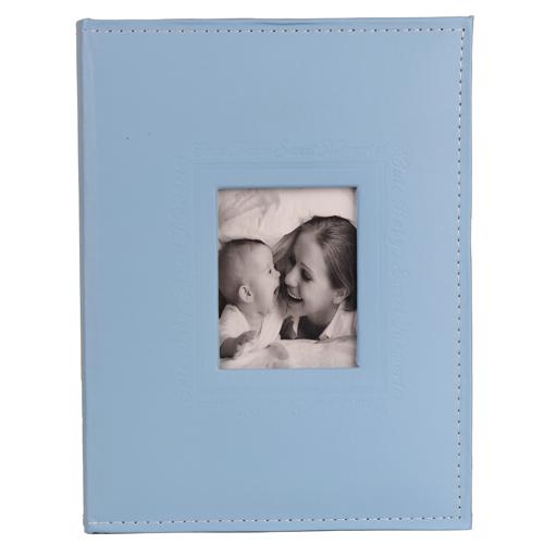 Купить Фотоальбом Chako 10x15x200 PC-46200RCK Cute Baby Frame Blue