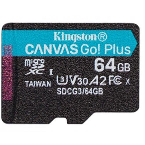 Купить micro-SDXC Card Goodram 64GB UHS-I/U3 Class10 R170/W70MB/s