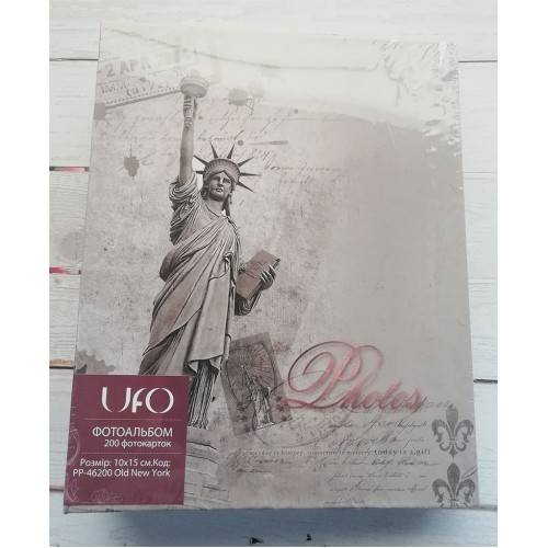 Купить Фотоальбом UFO 10x15x200 46200 Old New York